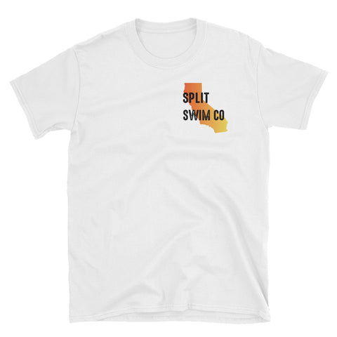 California State of Swimming - Unisex T-Shirt