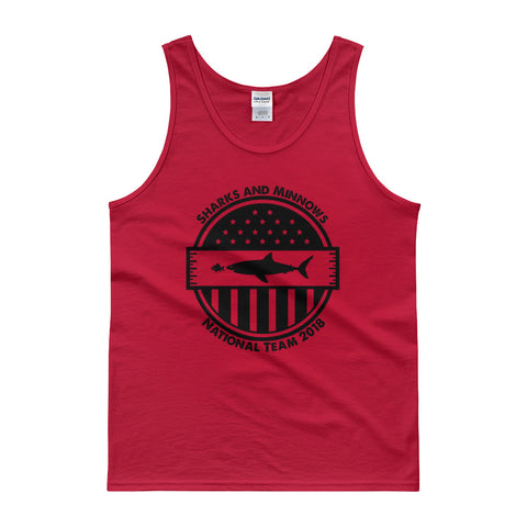 Sharks and Minnows National Team - Men's Tank