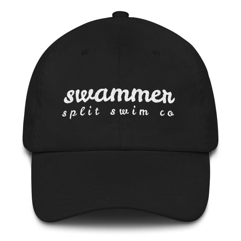 Once a Swimmer - Dad hat