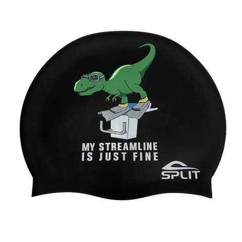Streamline Problems - Silicone Swim Cap