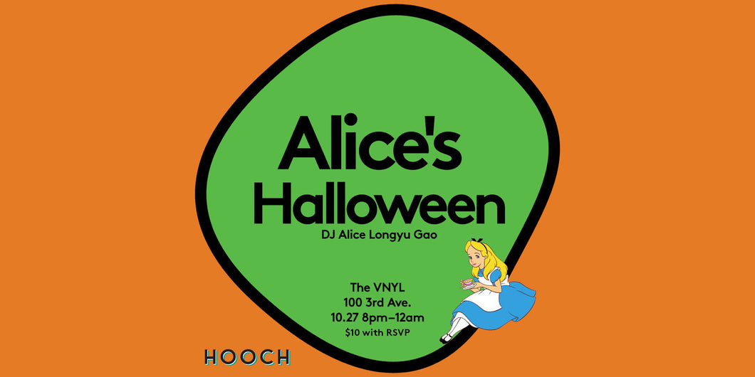 Halloween Costume Party / VNYL 10/27