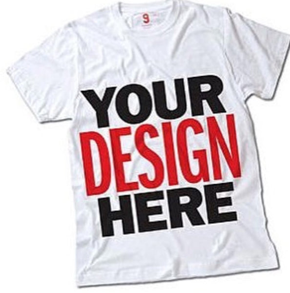 Get Custom Printed Shirts