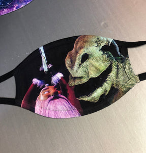 Oogie Boogie Face Mask