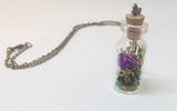 Amethyst Specimen Necklace