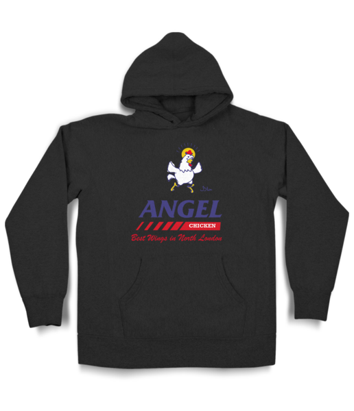 Angel Chicken Shop Hoody