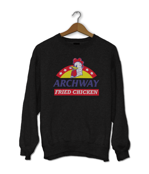 Archway Chicken Shop Sweater