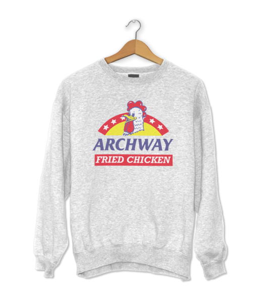 Angel Chicken Shop Sweater