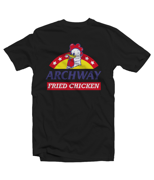 Archway Chicken Shop Men's T-Shirt