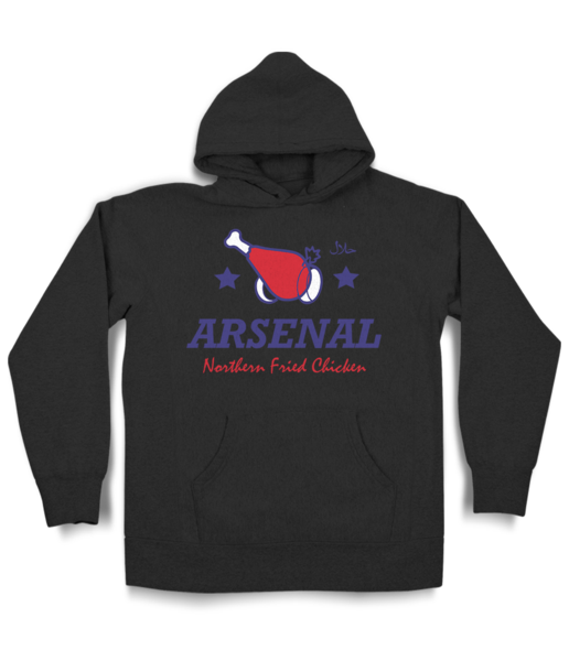 Arsenal Chicken Shop Hoody