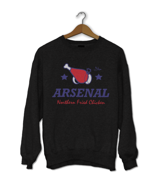 Arsenal Chicken Shop Sweater