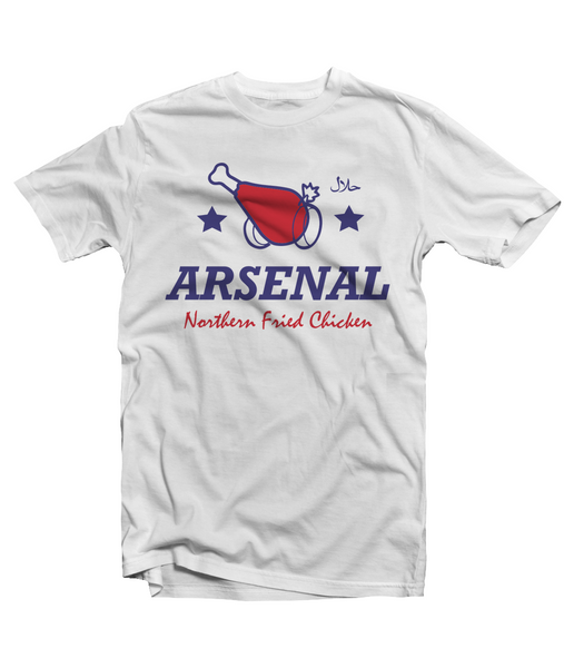 Arsenal Chicken Shop Clothing T-Shirt