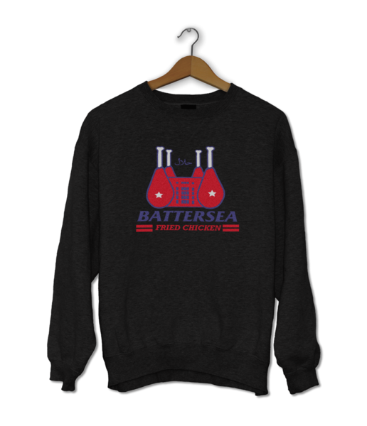 Battersea Chicken Shop Sweater