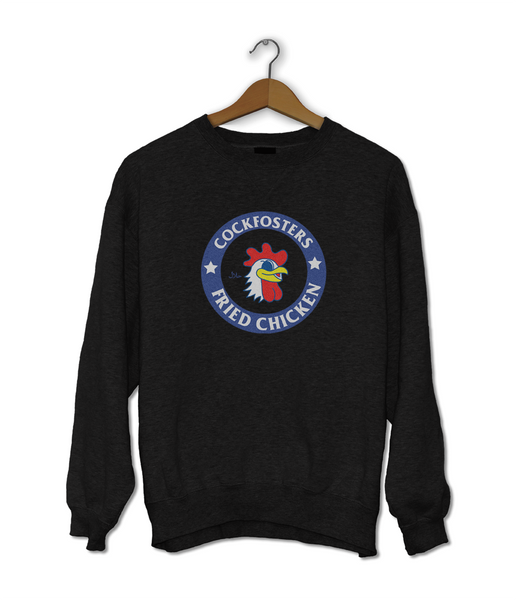 Cockfoster Chicken Shop Sweater