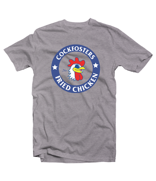 Cockfoster Chicken Shop T-Shirt
