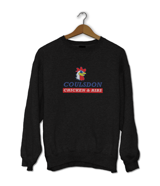 Coulsdon Chicken Shop Sweater