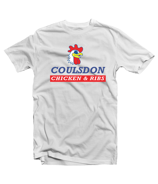 Coulsdon Chicken Shop T-Shirt