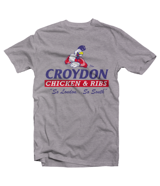 Croydon Chicken Shop T-Shirt