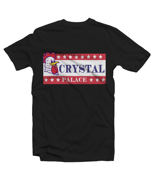 Crystal Palace Chicken Shop Clothing T-Shirt