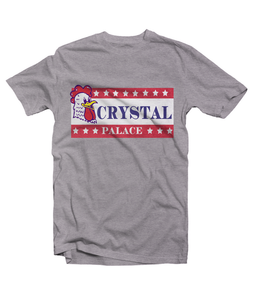 674cb08af9a0 Crystal Palace Chicken Shop Clothing T-Shirt