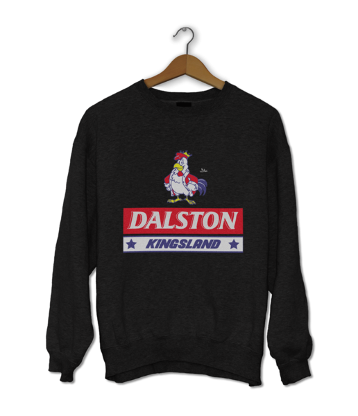 Dalston Kingsland Chicken Shop Sweater