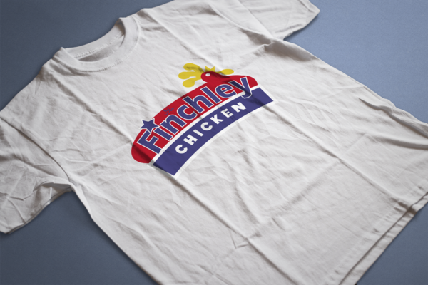 Finchley Chicken Shop Clothing T-Shirt