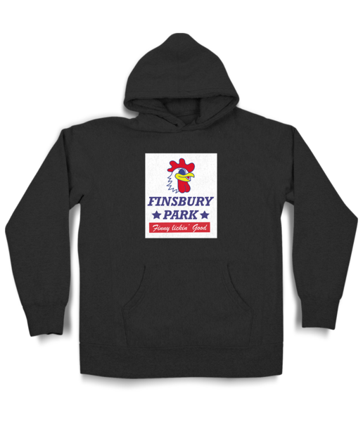 Finsbury Park Chicken Shop Hoody
