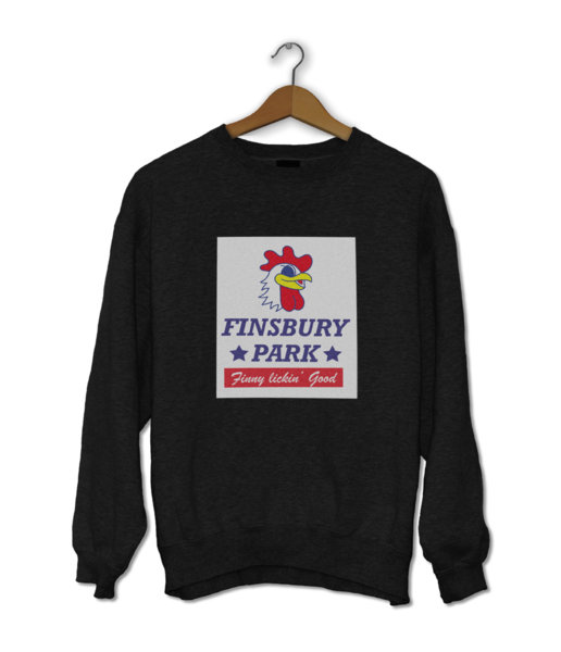 Finsbury Park Chicken Sweater