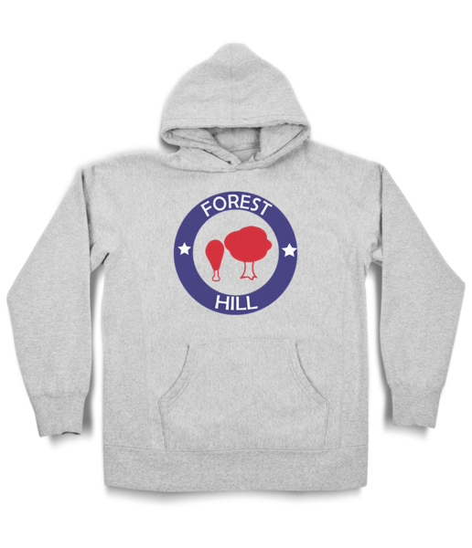 Forest Hill Chicken Shop Hoody
