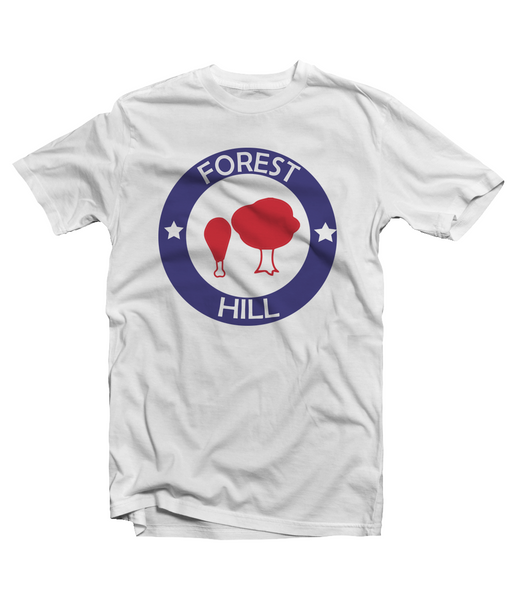 Forest Hill Chicken Shop Clothing T-Shirt