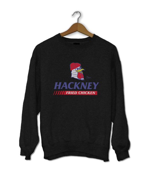 Hackney Chicken Shop Sweater