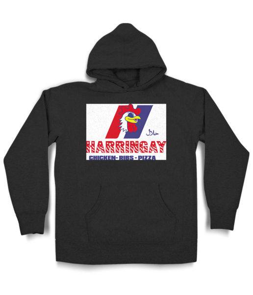 Harringay Chicken Shop Hoody