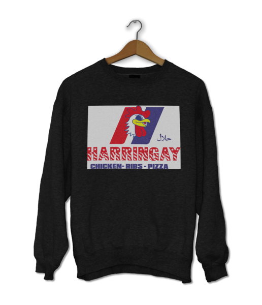 Harringay Chicken Shop Sweater