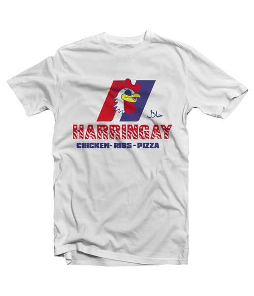 Harringay Chicken Shop T-Shirt