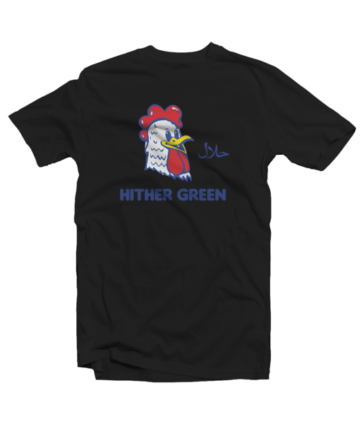 Hither Green Chicken Shop T-Shirt