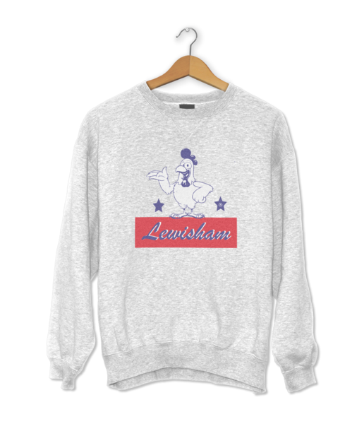 Lewisham Chicken Shop Sweater