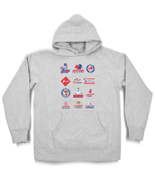 South East London Chicken Shop Hoody