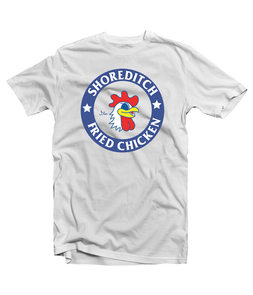 Shoreditch Chicken Shop T-Shirt