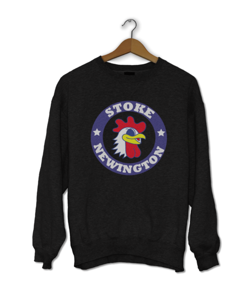 Stoke Newington Chicken Shop Sweater
