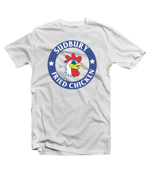 Sudbury Chicken Shop T-Shirt