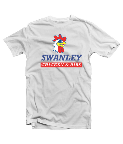 Swanley Chicken Shop T-Shirt