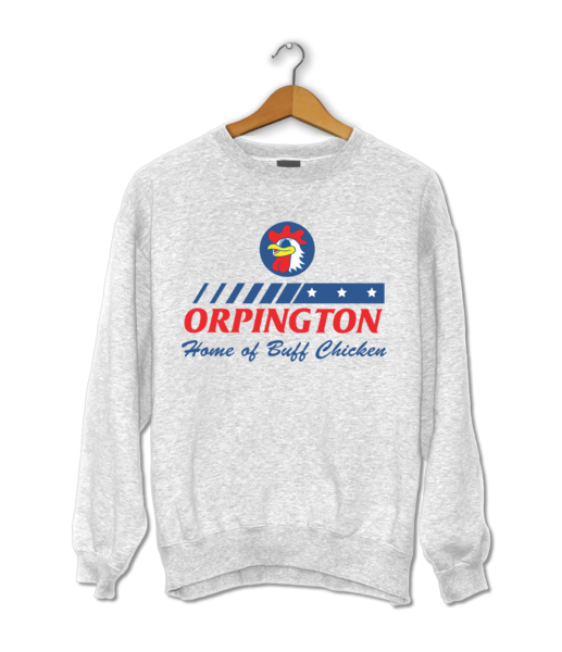 Orpington Chicken Shop Sweater