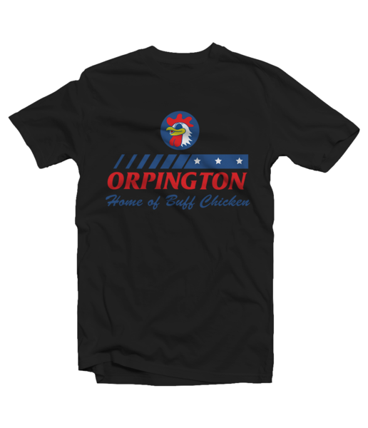 Orpington Chicken Shop T-Shirt