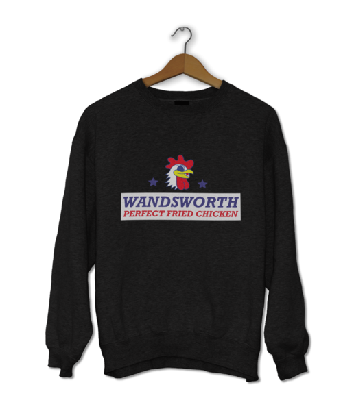 Wandsworth Chicken Shop Sweater