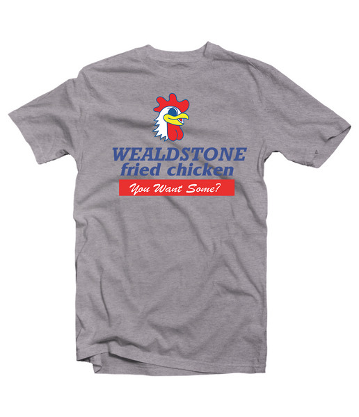 Wealdstone Chicken Shop T-Shirt