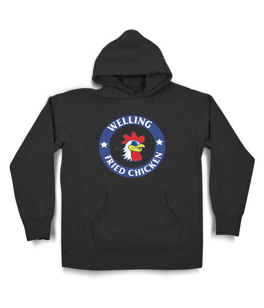 Welling Chicken Shop Hoody