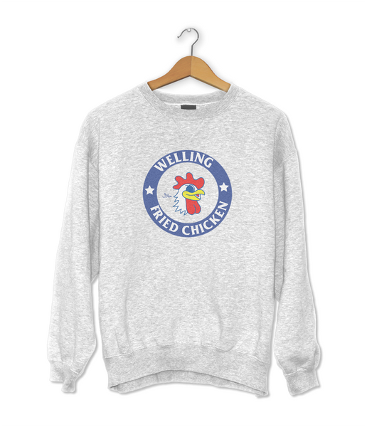 Welling Chicken Shop Sweater