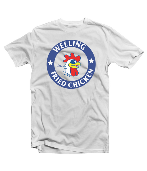 Welling Chicken Shop T-Shirt
