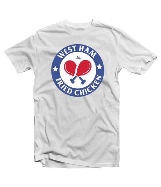 West Ham Chicken Shop T-Shirt