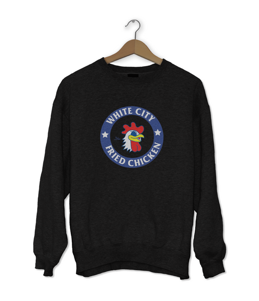 White City Chicken Shop Sweater