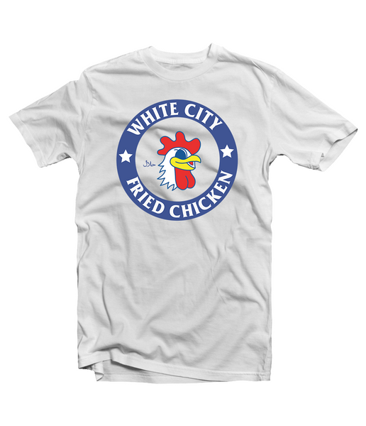 White City Chicken Shop T-Shirt